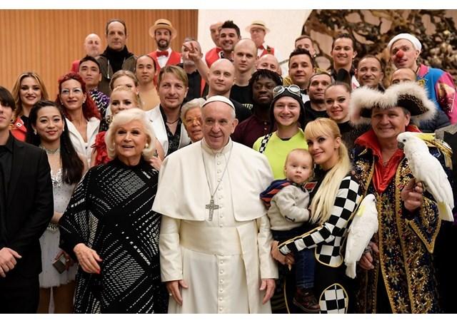 教宗公开接见:抱怨天主也是一种祈祷,一种信德的表达