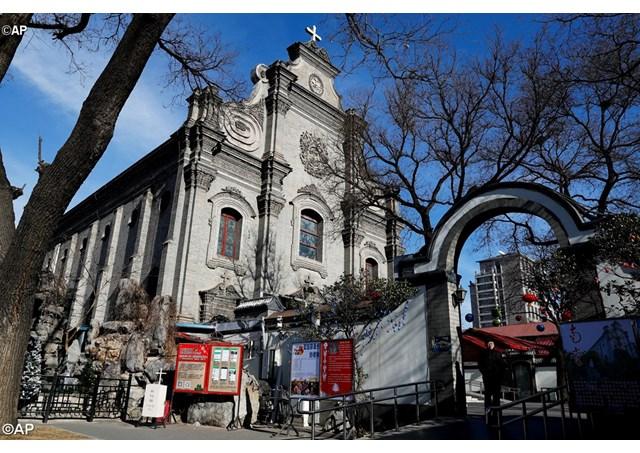 德国主教鼓励信友参与为中国教会祈祷日活动
