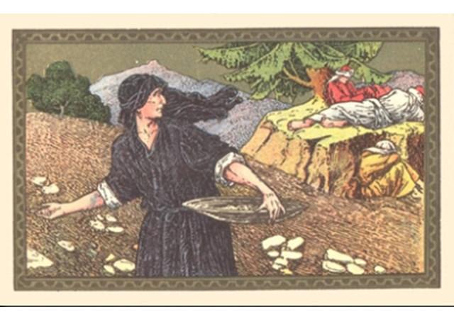 甲年常年期第十六主日:在莠子中间仍要安心做麦子
