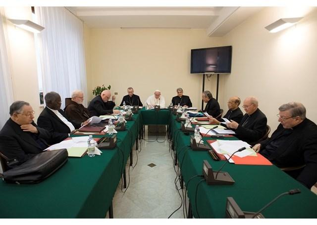 枢机咨议会第21次会议:圣座应增加青年和女性职员