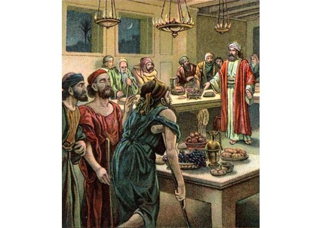 甲年常年期第廿八主日:穿上真诚去赴天国婚宴