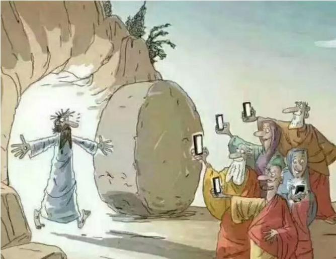 信仰旅程|为庆祝复活节,你还只是拿手机拍拍照片发发朋友圈?