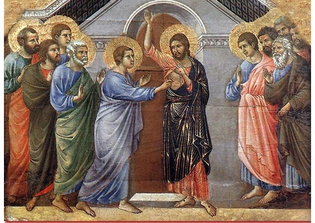 乙年复活期第二主日:因爱而生的信仰跳跃
