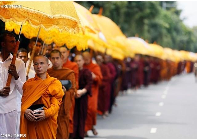 圣座祝贺佛教卫塞节:我们要携手防治腐败