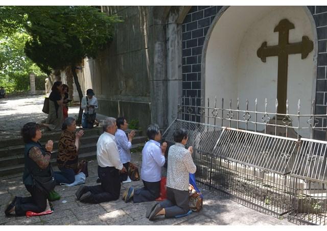 佘山圣母瞻礼,教宗呼吁在祈祷中与在中国的天主教徒团结一心