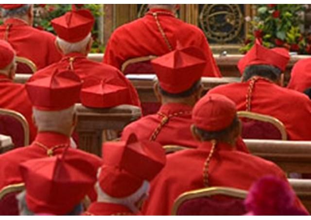 教宗即将擢升新枢机