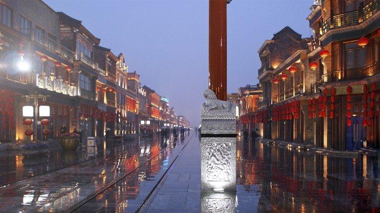 梵蒂冈与中国:对话与谈判