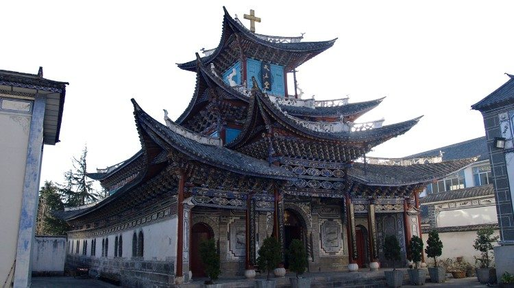 圣座与中华人民共和国就主教任命问题签署临时性协议