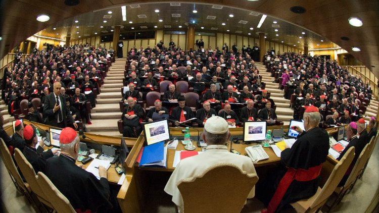 世界主教会议第15-16场全体大会:拯救共同家园和女性在教会的角色