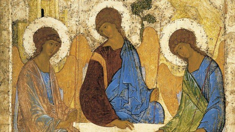 教宗府讲道神师将临期第二场默想:瞻仰天主圣三,克胜世界的分歧